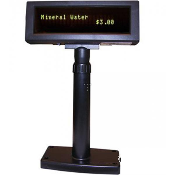 Allow your customers to verify price for increased satisfaction with pole display Point of Sale hardware.