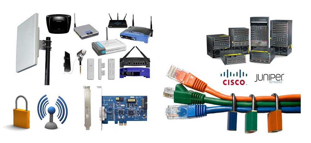 Networking Security Equipments
